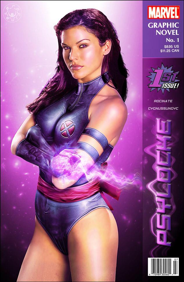 Psylocke #1