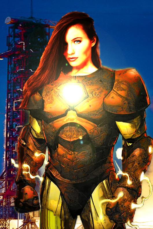 Iron Woman