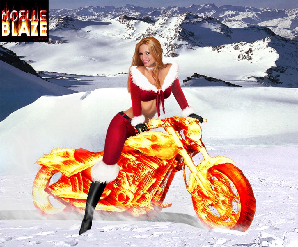 Noelle Blaze by  Jover