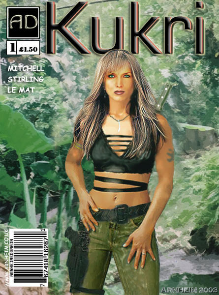 Kukri Cover No. 1 by Arnheim