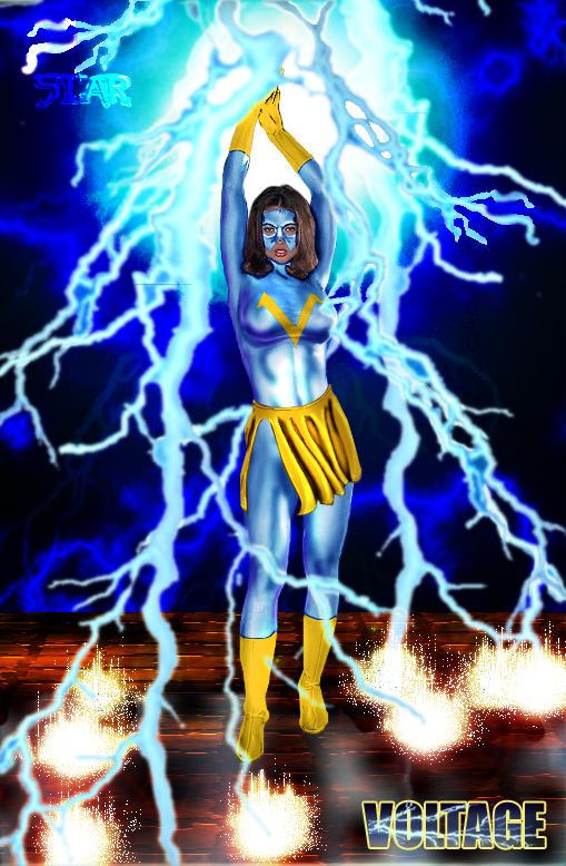 HIGH CHARGED HEROES PT. 1 - Webgeek's Voltage