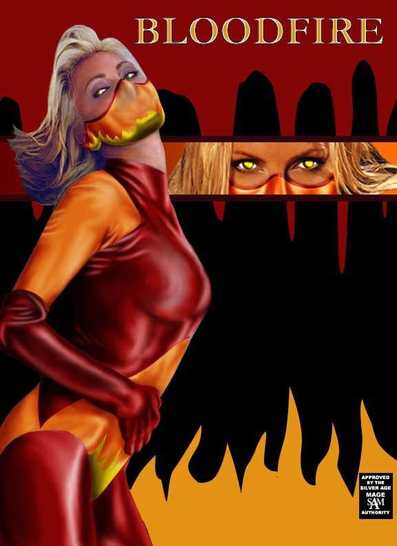 """Bloodfire-""""Secret Santa 2006"""" for Winterhawk"""
