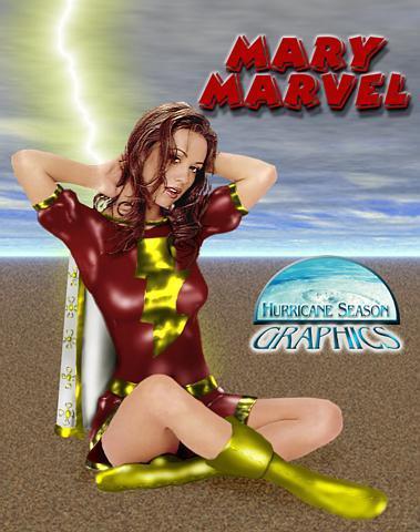 Mary Marvel By Hurricane Season