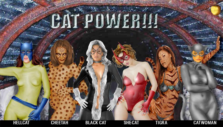 Cat Power!!! (repost)