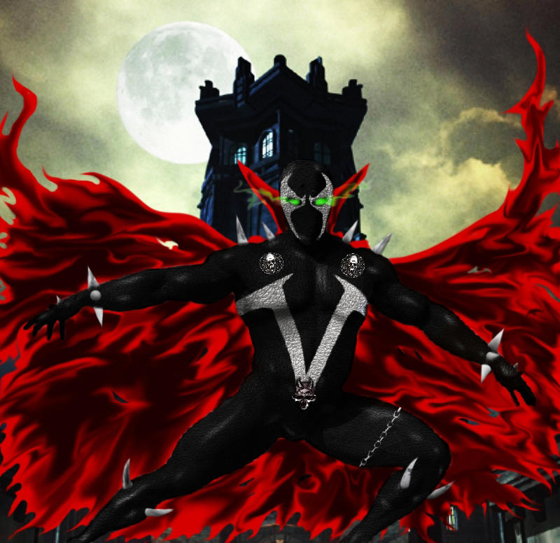 "Spawn- ""Agent of Darkness"""