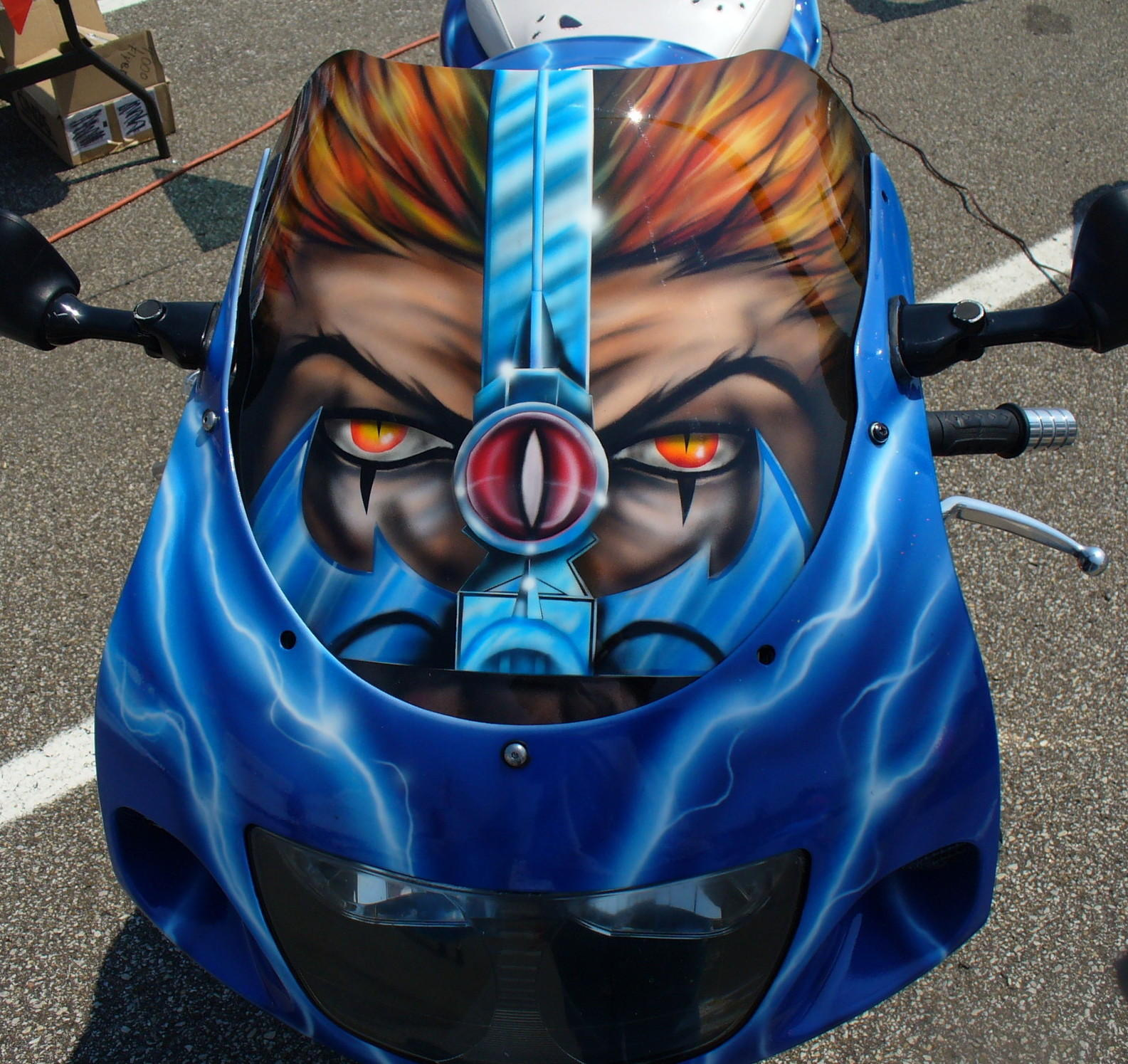 Thundercats Bike No.2