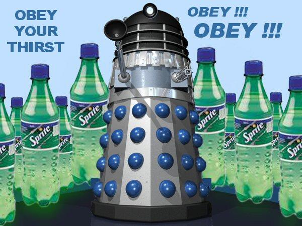 November Challenge - Obey Your Thirst