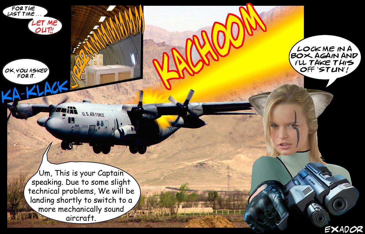 Smackdown 2 round 2- Brianna's plane ride part 1