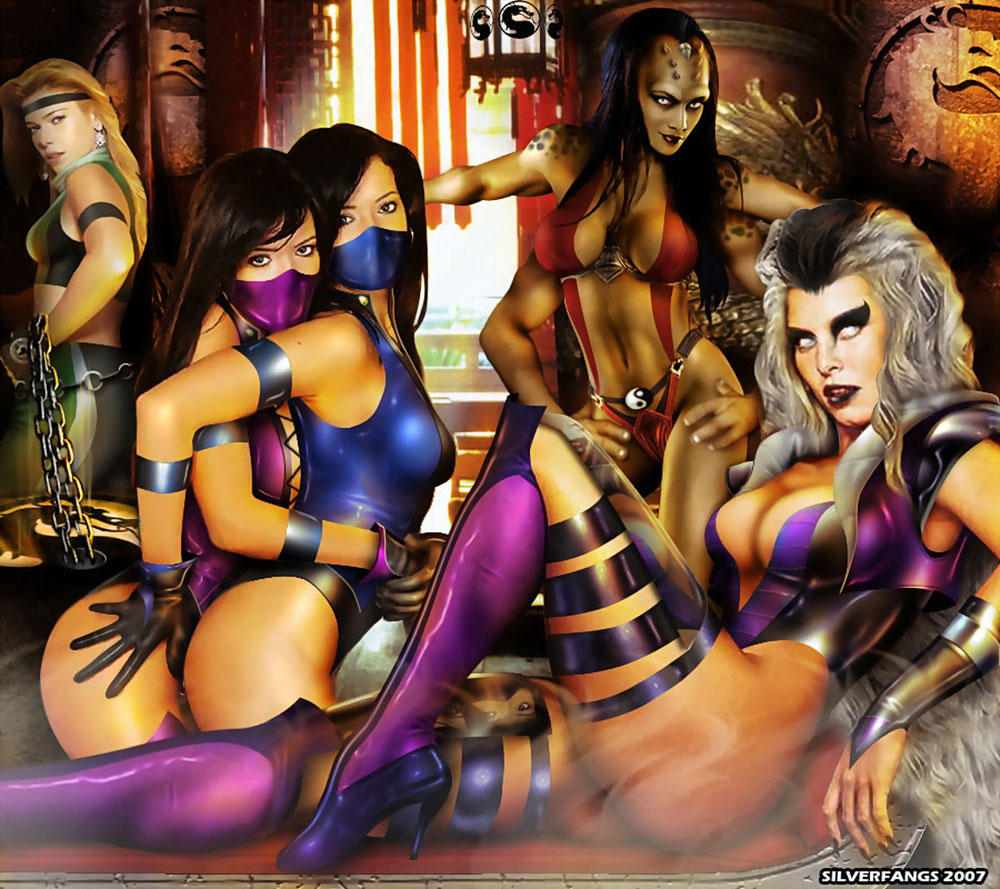 Mortal kombat lesbian picture gallery adult pics