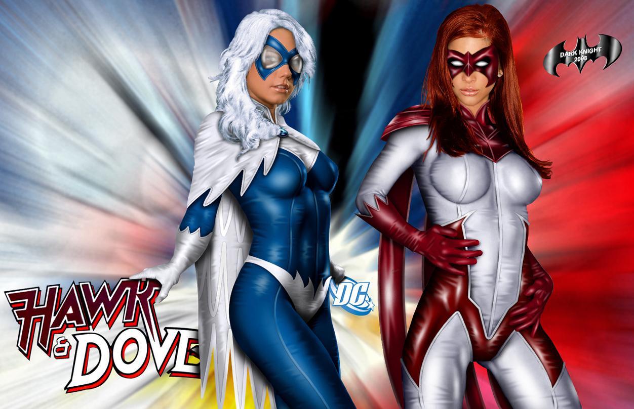 Hawk & Dove by Dark Knight