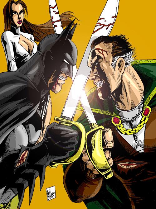 Batman: Love or Honor
