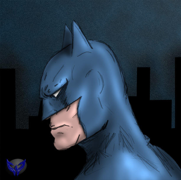 Batman By Winterhawk