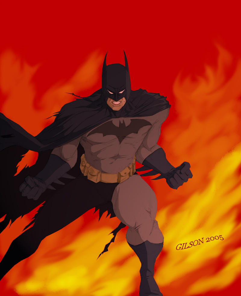 The Batman: Out of the Fire