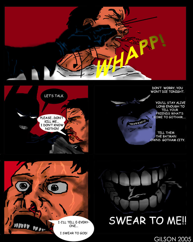 Batman sequential