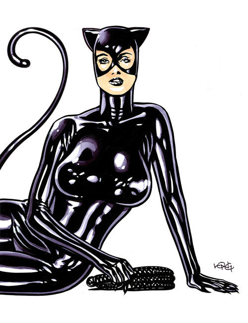 SEXY CATWOMAN #2