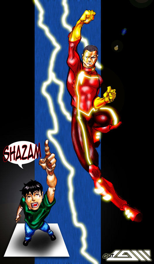 Shazam! Captain Marvel