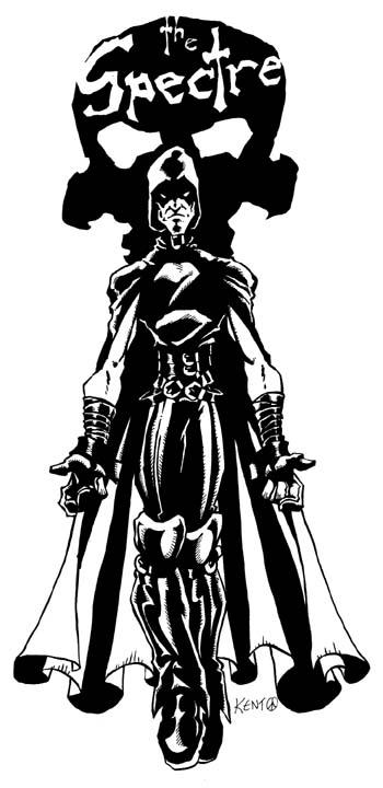 The Spectre: Inks