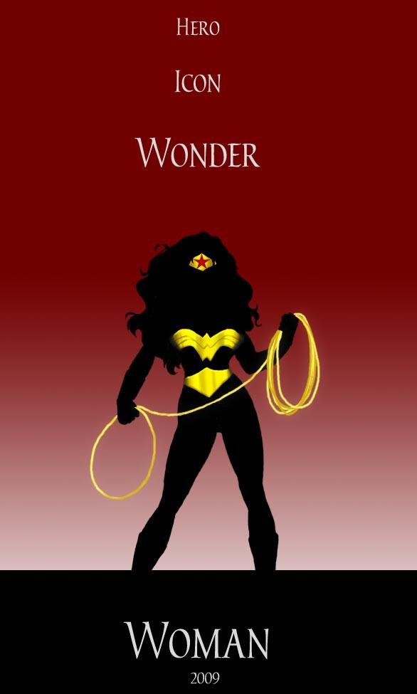Hero, Icon, Wonder