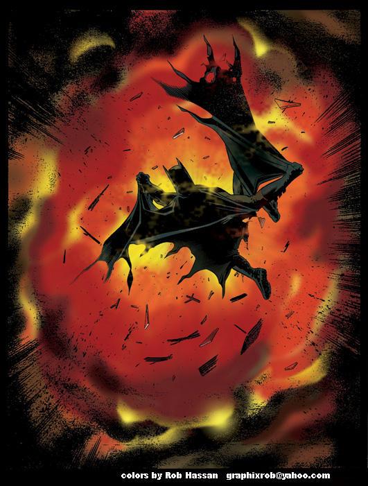 Batman Page II