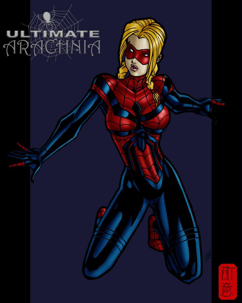 Ultimate Arachnia: Arc #01