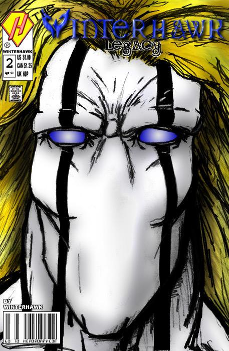 The Winterhawk Legacy #2 By Winterhawk