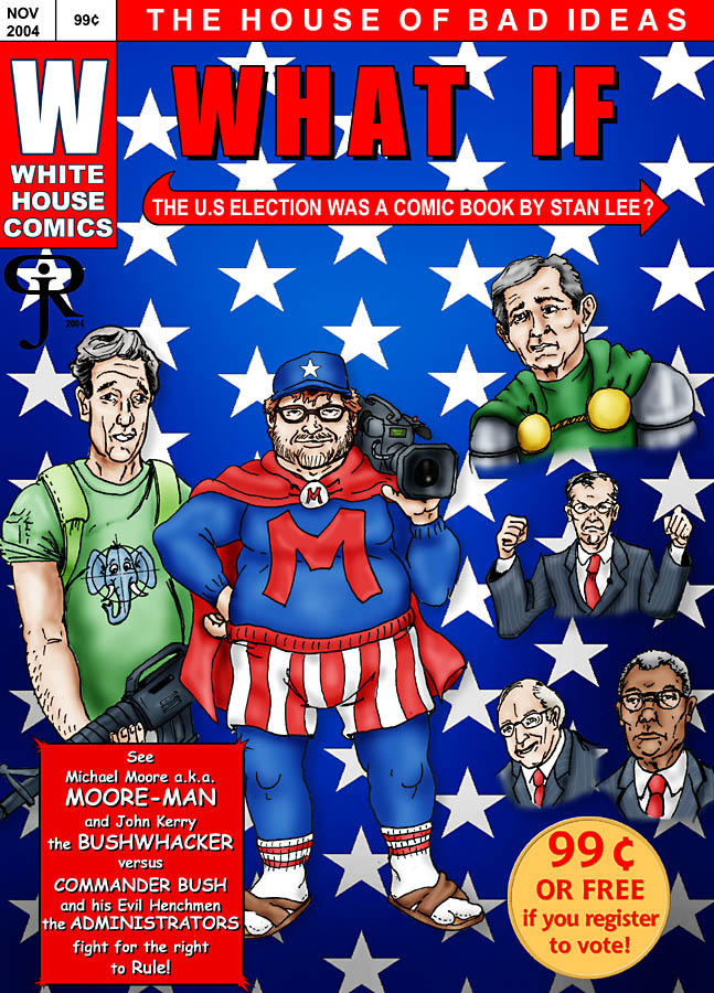 What If? US election cover