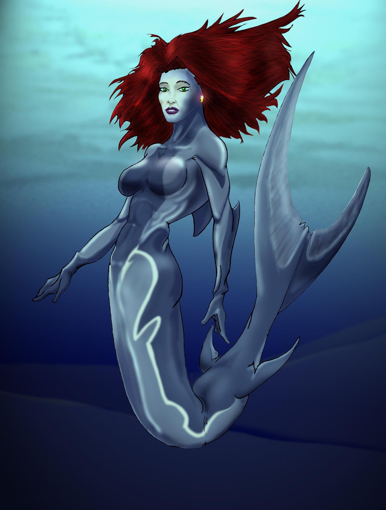 Sharkmermaid