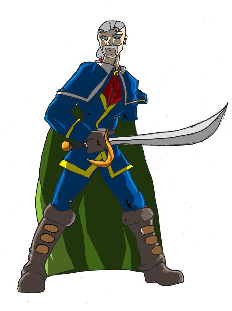 Pirate Month- Mattheas ibn Igari
