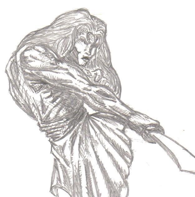 Minean Warrior
