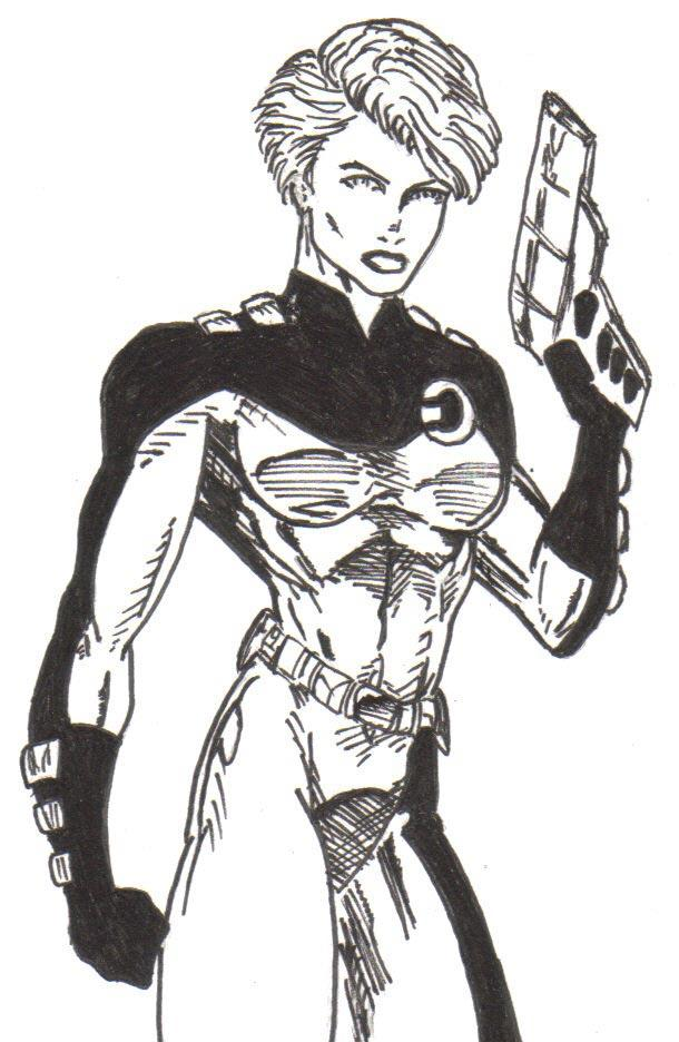 Major Diane LaSalle