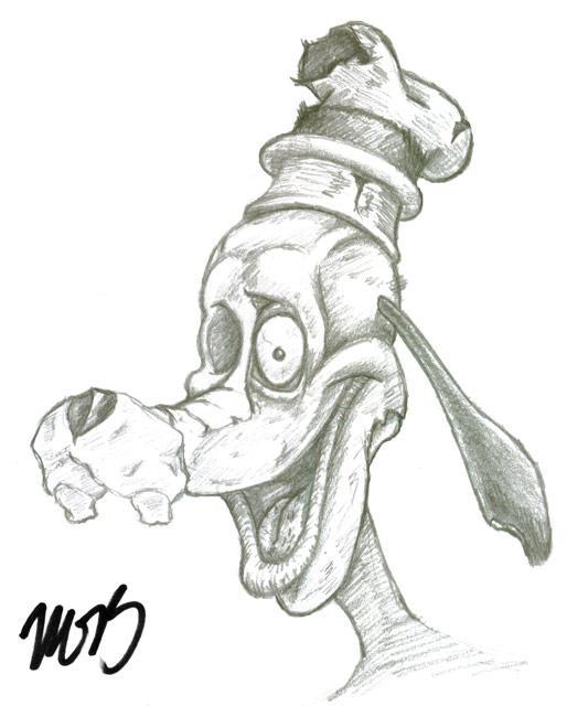 The Zombie Goof