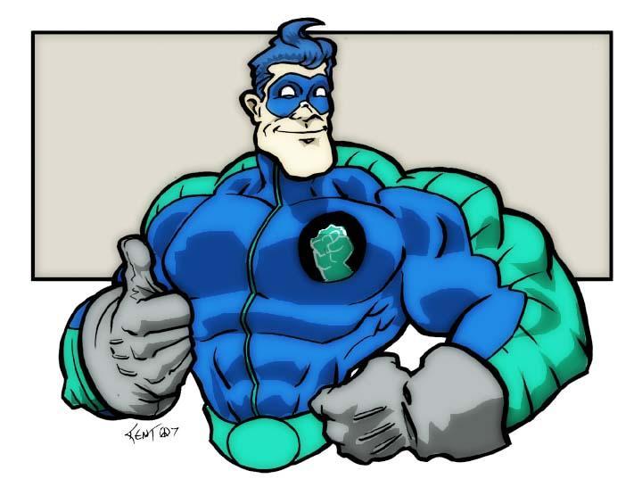 Superhero Smackdown 2