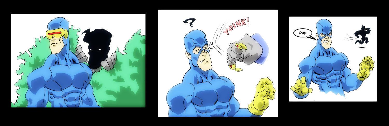 S.U.A.F.F.G  vs Marvel pt 1