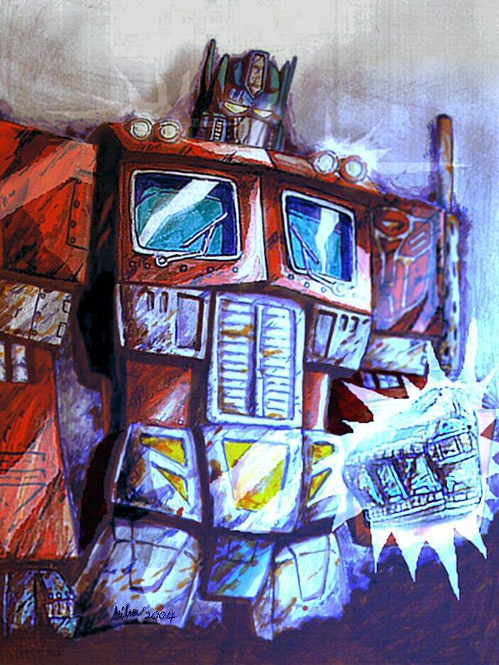 Optimus Prime, Autobot Commander