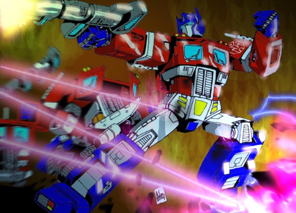 Optimus Prime: Transformation