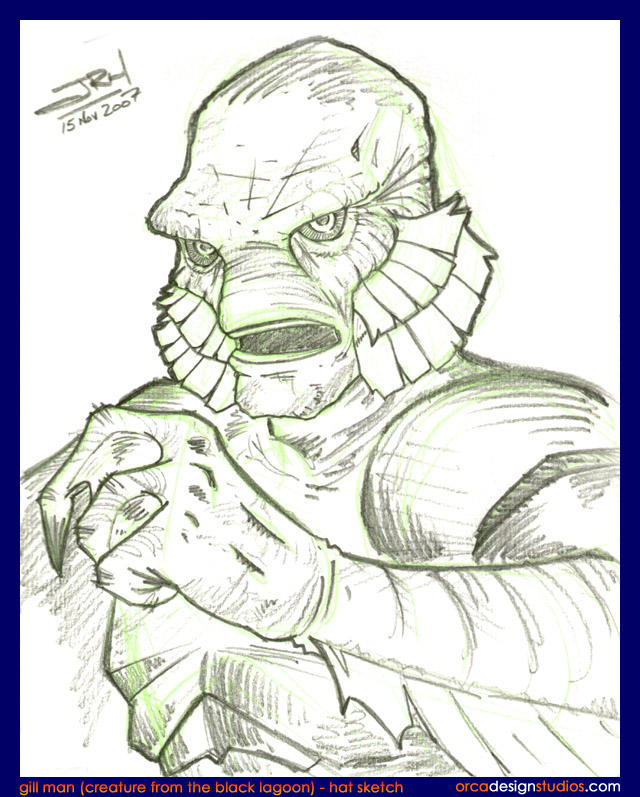 Creature from the Black Lagoon (HS)