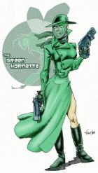 Green Hornette