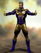 Booster Gold: BOOSTER-RIFIC!!!