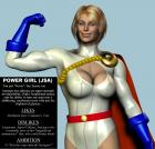 "Power Girl Week: ""Ticket to the GUNSHOW!"""