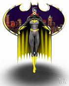 Batgirl pinup