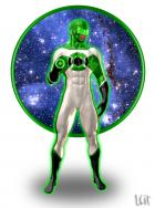 Ultimate Green Lantern.