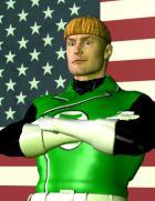Guy Gardner: Real American Hero?!!!