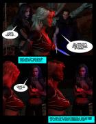 """The Adventures of Solani Darlan-Aranstar"" Issue 3, Page 29"