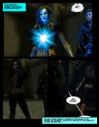 """The Adventures of Solani Darlan-Aranstar"" Issue 3, Page 36"