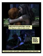 """""""The Adventures of Solani Darlan-Aranstar"""" Issue #2, Page 13"""