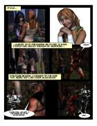 """The Adventures of Solani Darlan-Aranstar"" Issue #2, Page 7"