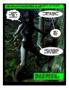 """The Adventures of Solani Darlan-Aranstar"" Issue #2, Page 2"
