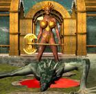 Minder, the Bronze Golem