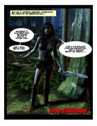"""""""The Adventures of Solani Darlan-Aranstar"""" Issue #1, Page 21"""