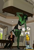 She Hulk Maid To Order